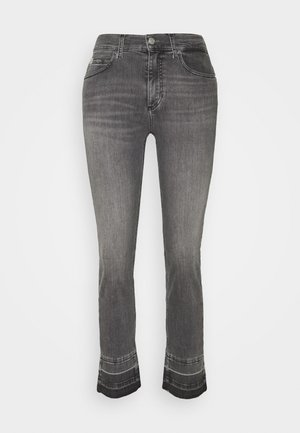 MID RISE ANKLE PANT - Jeans Slim Fit - rio mid grey