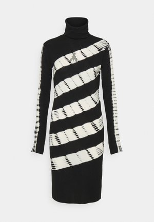 ABITO/DRESS - Jumper dress - black/white