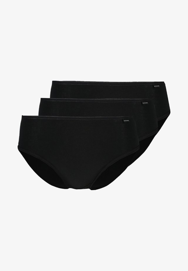 SIMPLEMENT BRIEF 3 PACK - Alushousut - noir