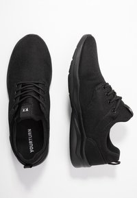 YOURTURN - Sneaker low - black - 1