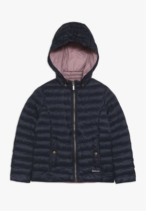 GIRLS HIGHGATE QUILT - Winter jacket - navy/rose bay