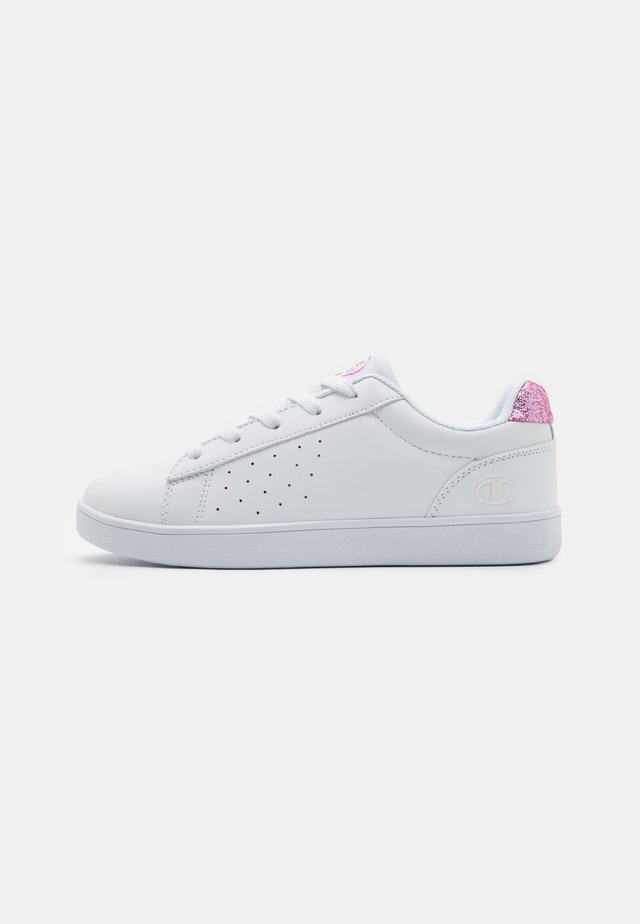 LOW CUT SHOE ALEXIA - Scarpe da fitness - white/pink