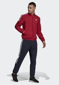 adidas Performance - LIGHT WOVEN TRACKSUIT - Träningsset - red - 1