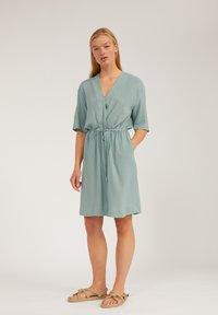 ARMEDANGELS - RAUHAA - Day dress - eucalyptus green - 1