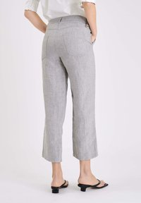 MAC Jeans - NORA - Trousers - light grey - 1