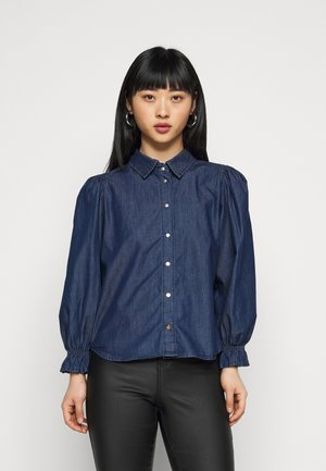 ONLFIFI - Overhemdblouse - dark blue denim