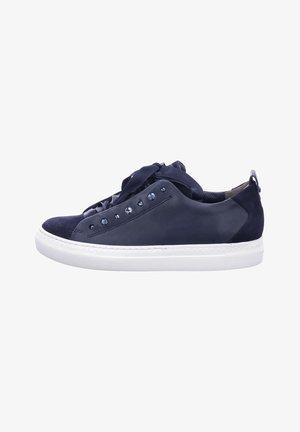Trainers - ocean blue