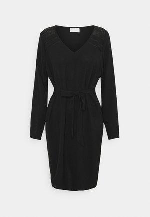 VIRASHA DRESS - Korte jurk - black
