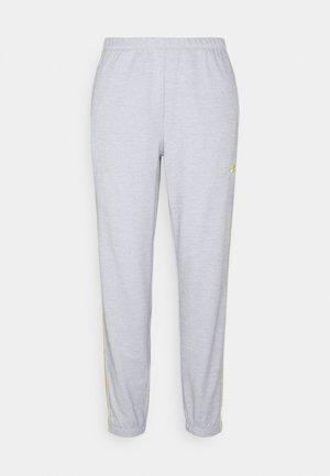 RELENTLESS JOGGER - Pantaloni sportivi - athletic grey