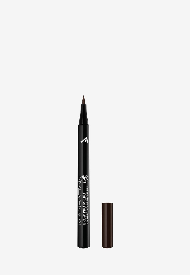 Manhattan Cosmetics - BROW PRO MICRO PEN - Eyebrow pencil - 003 dark brown