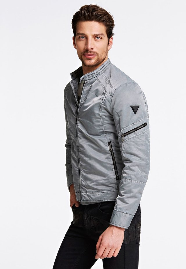 Light jacket - grau