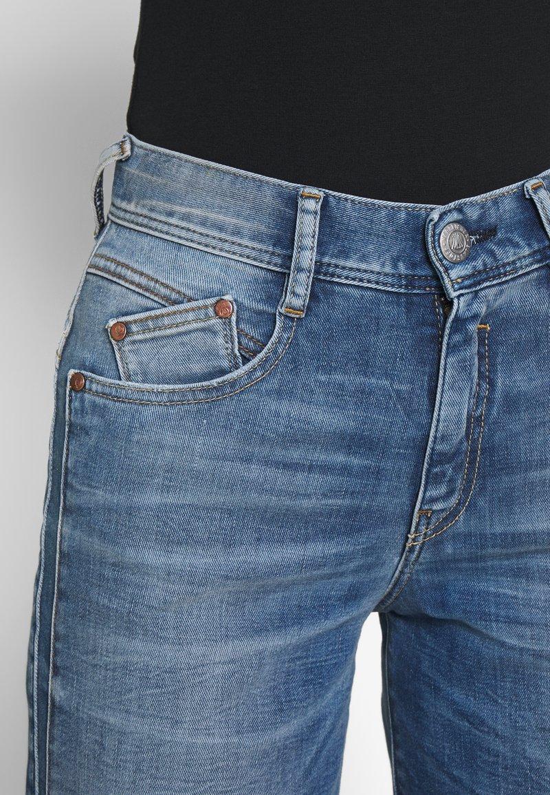 Herrlicher Gila Sailor Cropped Jogg Jeans Bootcut Donna