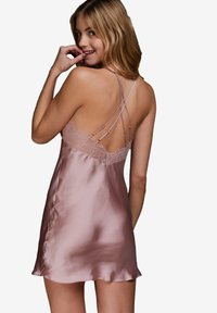 Hunkemöller - Pyjamasoverdel - pink - 1