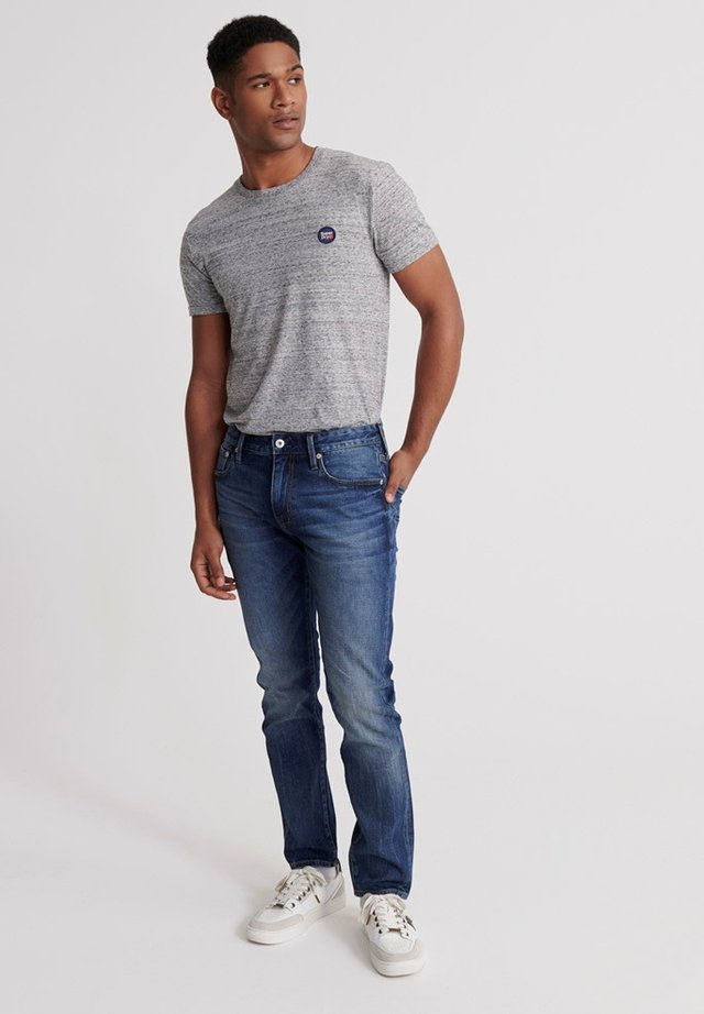 TYLER - Slim fit jeans - sixways mid blue