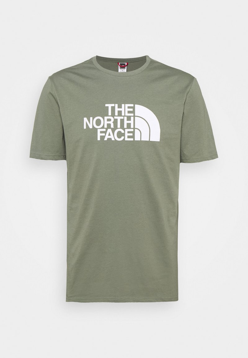 The North Face - M S/S EASY TEE - EU - Print T-shirt - agave green