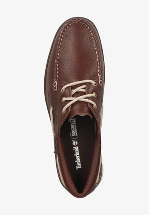 TIMBERLAND HALBSCHUHE - Casual lace-ups - soil v131