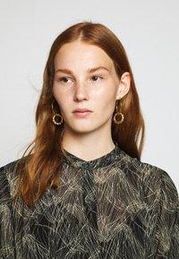 Bruuns Bazaar - DRAW MEG - Button-down blouse - haze - 3