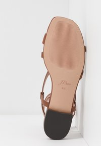 J.CREW - TOE STRAPPY LUCY  - Tongs - warm sepia - 6