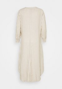 Culture - NOOR DRESS - Maxi dress - oatmeal - 1