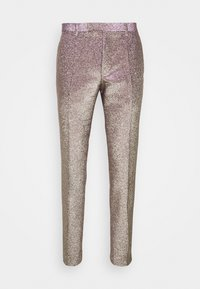 Twisted Tailor - CHIC SUIT - Kostym - iridescent rose/gold - 3