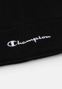 Champion - LEGACY BEANIE UNISEX - Beanie - black - 3