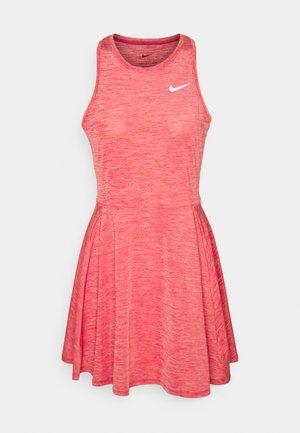 DRESS - Sports dress - university red/white