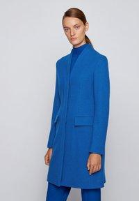 BOSS - Classic coat - light blue - 0