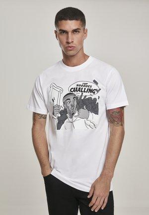 CAAALLING - Print T-shirt - black