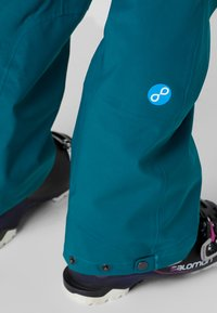 PYUA - DROP - Snow pants - petrol blue - 4