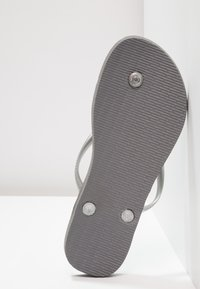 Havaianas - SLIM FIT - Pool shoes - grey/silver - 6