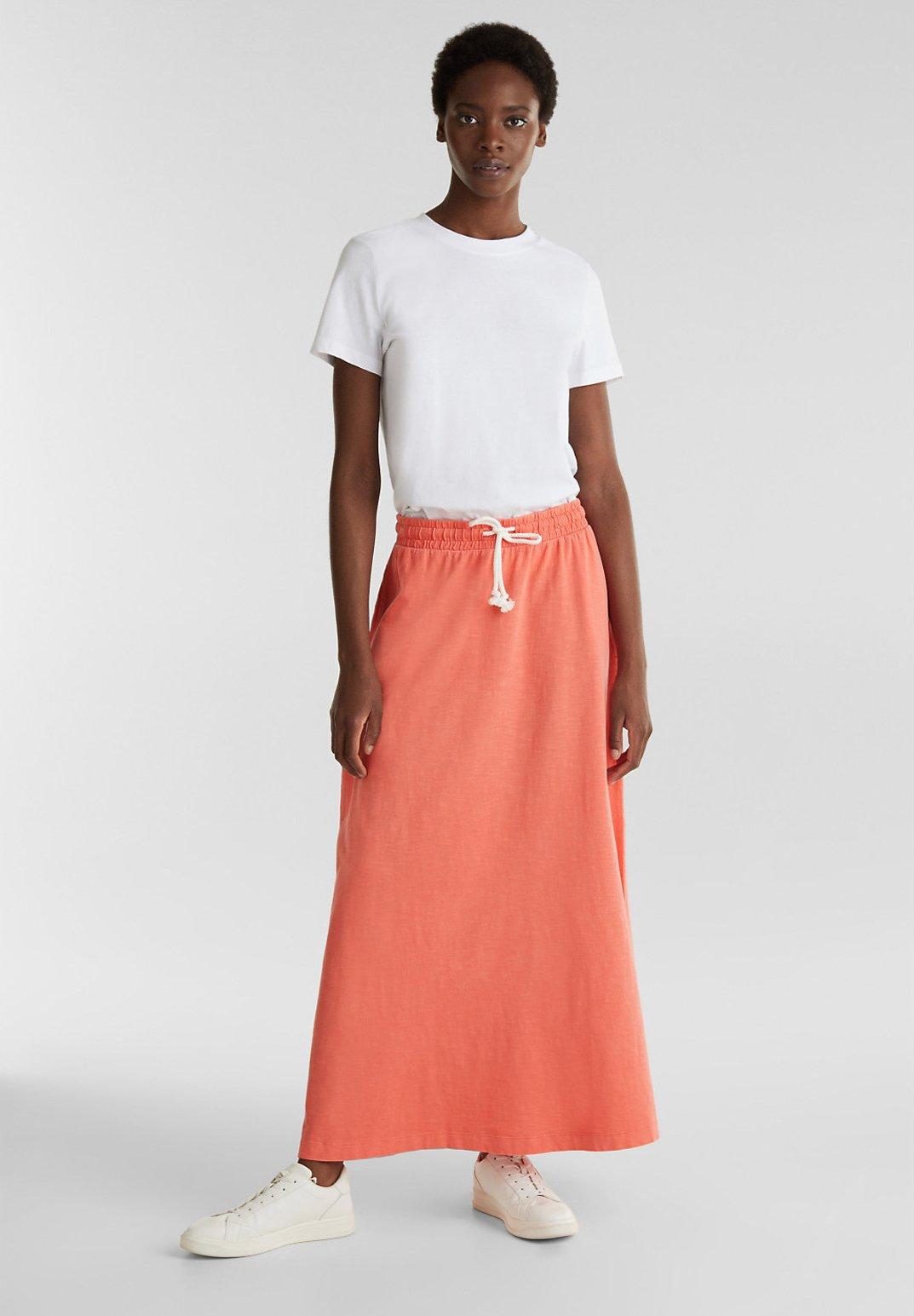 Femme SLUB-JERSEY-ROCK AUS 100% ORGANIC COTTON - Jupe longue