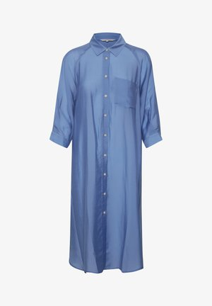 ETANEPW DR - Shirt dress - dusky blue