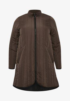 KCSOLERIA  - Winter coat - brown