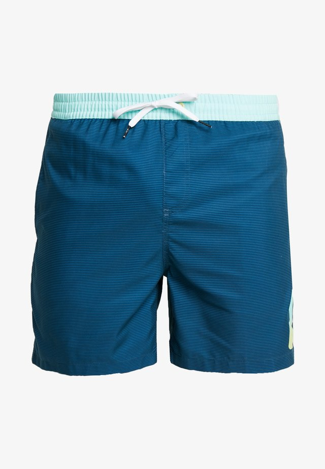 DREDGE VOLLEY - Swimming shorts - majolica blue