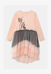 Billieblush - Jerseykleid - pink/charcoal grey - 0