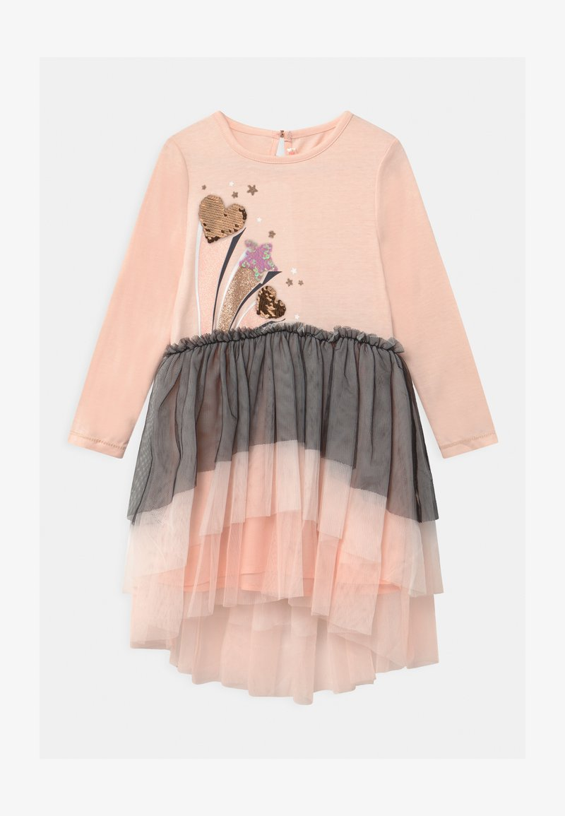 Billieblush - Jerseykleid - pink/charcoal grey
