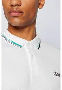BOSS - PAULE 1 - Poloshirt - white - 4