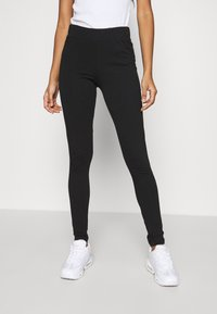 NU-IN - BASIC - Leggings - Trousers - black - 0