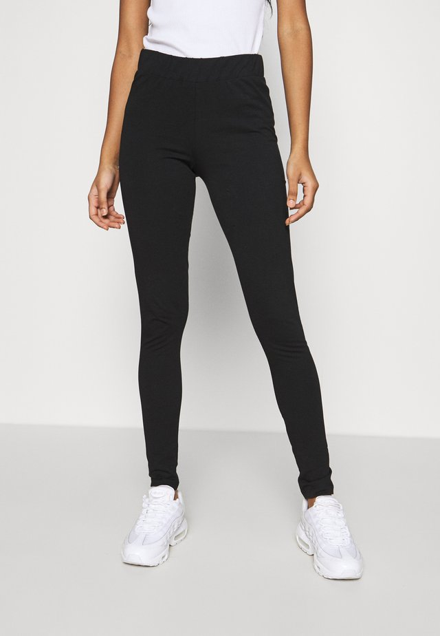 BASIC - Leggingsit - black