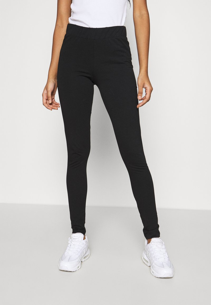 NU-IN - BASIC - Leggings - Trousers - black