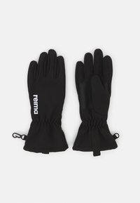 Reima - GLOVES TEHDEN UNISEX - Gloves - black - 0