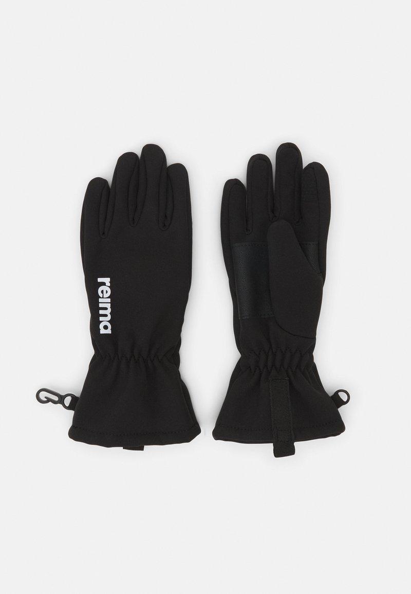 Reima - GLOVES TEHDEN UNISEX - Gloves - black