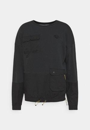 WES - Sweatshirt - black