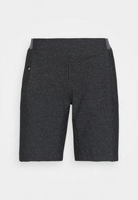 WOMENS CYCLIST SHORTY - Sports shorts - black