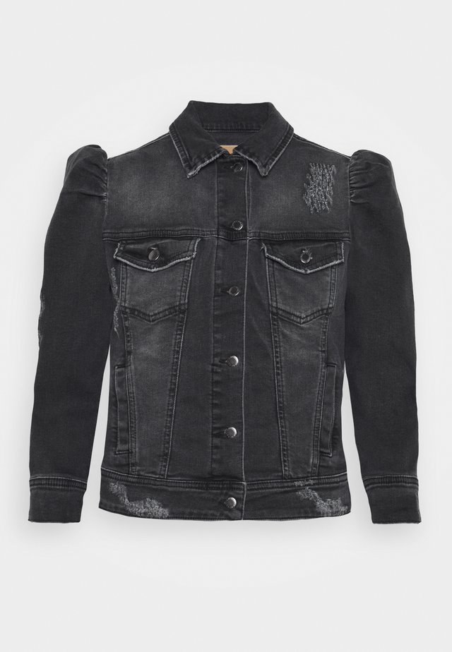 ADA JACKET - Jeansjacka - black denim