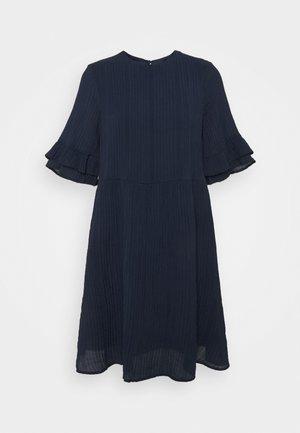 VMHAJIJA 2/4 SHORT DRESS - Robe d'été - navy blazer