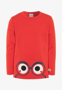 Fred's World by GREEN COTTON - ALFA PEEP  - Long sleeved top - traffic red - 0