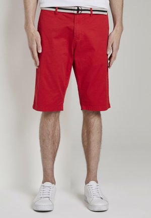 Shorts - red bean design