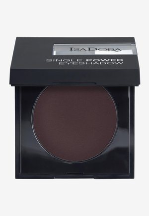 SINGLE POWER EYESHADOW - Eye shadow - black plum