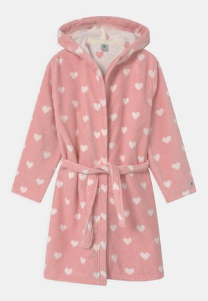 HEART - Dressing gown - charme/marshmallow